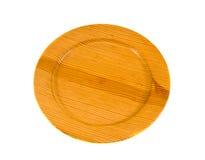 Isolado na placa de madeira branca Imagens de Stock