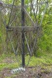 Isolador elétrico Foto de Stock