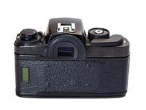 Isolamento clássico da câmera do filme no branco Fotografia de Stock Royalty Free