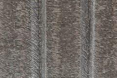 Isolamento della stagnola d'argento sul tetto del soffitto Immagini Stock Libere da Diritti