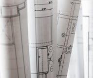 Isolamento di parecchi disegni per il progetto Immagini Stock Libere da Diritti