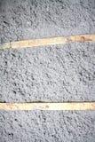 Isolamento ecologico della cellulosa fatto da carta riciclata Immagini Stock Libere da Diritti