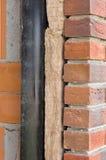 Isolamento termico Fotografia Stock