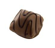 Isolaon delle caramelle di cioccolato Immagine Stock Libera da Diritti