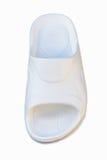 isolat blanc de sandale de couleur photos stock