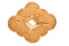 isolat de biscuit Photographie stock