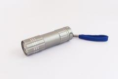 Isolat de lampe-torche Photo stock