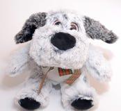 Isolat de poupée de chien sur le blanc Photographie stock libre de droits