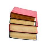 Isolat des alten Buches Lizenzfreies Stockfoto