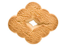 Isolate cookie Stock Photography