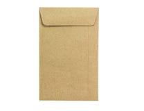 Isolate envelope Stock Photography