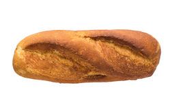 Isolate French Baguette Royalty Free Stock Photography