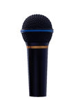 Isolate Microphone on White Royalty Free Stock Image