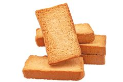 Free Isolate Milk Rusk Image Royalty Free Stock Images - 135852789