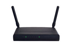 Isolate Modem Router Royalty Free Stock Photos