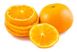 Isolate Orange Stock Photos
