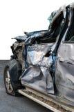 Isolate side car door demolished. Stock Photos
