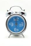 Isolated alarm clock Royalty Free Stock Photos