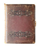 Isolated antique book Royalty Free Stock Image