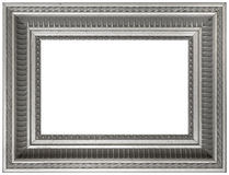 Isolated Antique Picture Frame Royalty Free Stock Photography