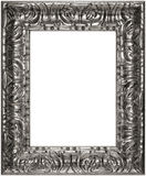 Isolated Antique Picture Frame Royalty Free Stock Photo