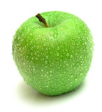 Isolated apple Royalty Free Stock Images