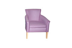 Isolated armchair Royalty Free Stock Photography