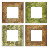 Isolated art frame Stock Images