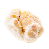 Isolated austrian Xmas pastry Royalty Free Stock Images