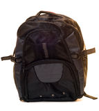 Isolated Backpack Stock Images