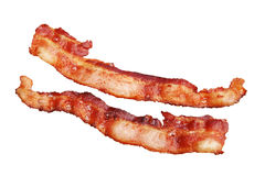 Isolated bacon Stock Images