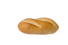 Isolated baguette Royalty Free Stock Image