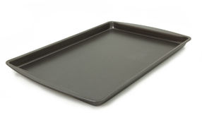 Isolated Baking Sheet Royalty Free Stock Image