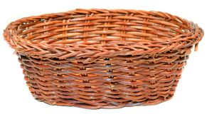 Isolated basket Stock Photos