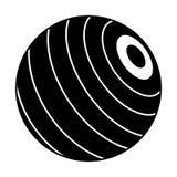 Isolated beach ball icon. Vector illustration design Royalty Free Stock Photo