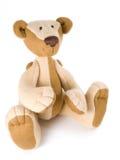 Isolated bear. Teddy bear isolated on white background stock photos