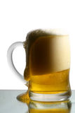 Isolated beer Royalty Free Stock Photography