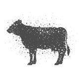 Isolated beet animal design Stock Image
