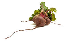 Isolated Beetroot Stock Photo