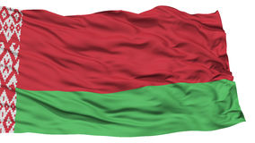 Isolated Belarus Flag Royalty Free Stock Photos