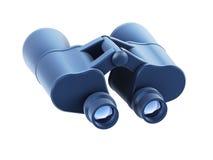 Isolated binoculars 3d render Stock Image