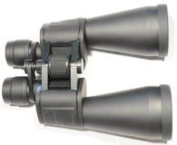 Isolated binoculars Royalty Free Stock Photography