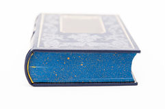 Isolated blue book Royalty Free Stock Photo