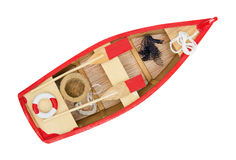 Isolated Boat Royalty Free Stock Images