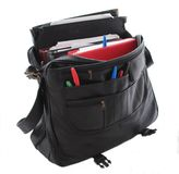 Isolated Book Bag Stock Image