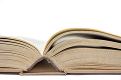 Isolated book Royalty Free Stock Image