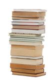 Isolated books Royalty Free Stock Image