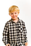 Isolated Boy Portraits Stock Photo