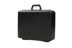 Isolated briefcase Stock Image