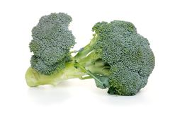 Isolated broccoli Royalty Free Stock Photo